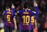 L.Messi tapo Ispanijos pirmenybių rekordininku