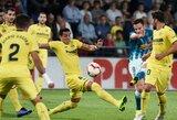 """""""Villarreal"""" ir """"Atletico"""" dvikovoje užfiksuotos lygiosios"""