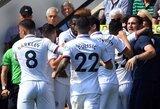 """Trečias kartas nemelavo: T.Abrahamo ir M.Mounto įvarčiai padovanojo F.Lampardui ir """"Chelsea"""" pirmą pergalę """"Premier"""" lygoje"""