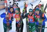 Lietuvos moterų biatlono rinktinė pasaulio taurės lenktynėse liko paskutinė