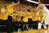 """""""Nuggets"""" krepšininkai atsidūrė ant bedugnės krašto"""
