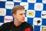 """Naujasis """"Ryto"""" treneris įvardijo pagrindinius tikslus ir pasakė, kokių žaidėjų ieškos Vilniaus komandai"""