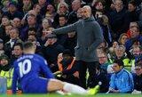 """P.Guardiola: """"Mes pralaimėjome ne dėl traumuotų žvaigždžių"""""""