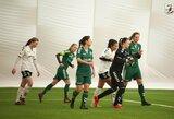 Moterų A lygos 13 savaitė: Dėsningi rezultatai ir COVID-19 įtarimas