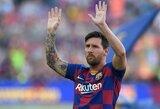 L.Messi pilnai atsigavo po traumos