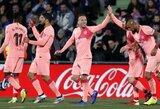 """L.Messi dėkingas Arthuras: """"Kai geriausias žaidėjas pasaulyje tave giria, tai suteikia papildomo pasitikėjimo savimi"""""""