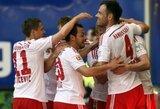 """""""Bundesliga"""" sezonas užbaigtas – žaidė ir M.Stankevičius"""