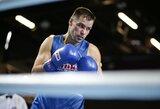 V.Stapulionis ir E.Petrauskas pergalingai pradėjo Lietuvos bokso čempionatą