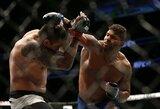 """Paviešinti """"UFC 213"""" turnyro dalyvių uždarbiai: A.Overeemas susižėrė beveik milijoną"""