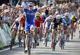 E.Juodvalkis dviračių lenktynes Belgijoje baigė kartu su pagrindine grupe