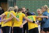 Lietuvos moterų rankinio rinktinės laukia pasaulio elito komandų iššūkis