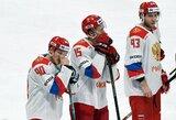 Puolime strigę rusai nepramušė čekų gynybos