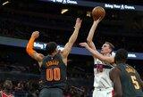 """""""Wizards"""" sudarė kontraktą su Latvijos krepšininku"""
