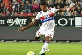 """Prancūzijos """"Ligue 1"""": """"Olympique"""" toliau kovoja dėl Čempionų lygos ir po M.Depayaus """"dublio"""" nugalėjo """"Toulouse"""""""