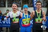 Mažeikių bėgime už laisvę greičiausi buvo A.Rimkus ir V.Varnagirytė