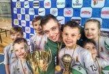 Šaro pasididžiavimas: sūnus tapo Lietuvos čempionu ir MVP