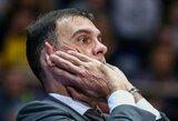 """G.Bartzokas: """"Žalgiris"""" prieš CSKA sužaidė puikias rungtynes"""""""