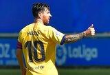 L.Messi šį sezoną jau pagerino 11 rekordų