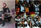 """Milijardieriaus dukra atkirto """"Valencia"""" fanams: """"Klubas mūsų, todėl galime su juo daryti ką norime"""""""