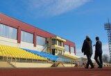 Klaipėdos stadionui - UEFA atstovo įvertinimas ir rekomendacijos