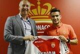 """Oficialu: """"Man City"""" savo saugą pardavė """"Monaco"""" klubui, """"Milan"""" stiprinasi toliau"""