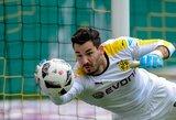 """""""Borussia"""" ir """"Leipzig"""" pergalės neiškovojo"""