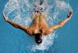 Puikus Lietuvos šuolininkų į vandenį pasirodymas pasaulio veteranų vandens sporto šakų čempionate