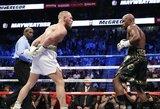 """A.Khanas atiduoda pagarbą C.McGregorui: """"Jis kovėsi kaip liūtas"""""""