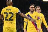 L.Messi pusbrolis prabilo apie futbolininko karjeros pabaigos planus