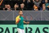 ITF turnyro Egipte finale – L.Grigelio ir D.Perezo Sanzo triumfas