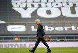 """Po pralaimėjimo """"Everton"""" J.Mourinho kaltino teisėjus leidus """"pavogti"""" keletą metrų laisvam smūgiui ir rėžė be užuolankų: """"Man nepatiko mano komanda"""""""
