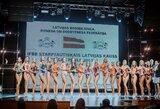 Kultūrizmo ir fitneso varžybose Rygoje lietuviai iškovojo net 9 medalius, J.Artiomovai – Europos taurės varžybų bronza