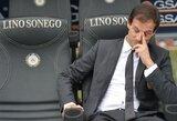 """Kiek tęsis """"Milan"""" klubo vadovų kantrybė?"""