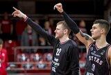"""A.Giedraitis: """"Nemanau, kad Kazanės krepšininkai yra gerokai pranašesni už """"Rytą"""""""