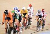 O.Baleišytė Europos dviračių treko čempionate – aštunta