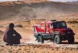 "Dakaras 2021: ""MAZ-SPORTauto"" komanda stiprina pajėgas"