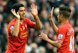 """2014-ųjų """"Liverpool"""" vasara - kaip tuomet buvo panaudoti į """"Barcelona"""" išvykusios žvaigždės pinigai?"""