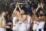 """CSKA privertė """"Barceloną"""" patirti pirmą pralaimėjimą namuose"""