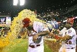 """D.Neverauskas neišgelbėjo """"Pirates"""" rungtynėse prieš """"Cardinals"""""""