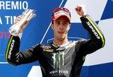 """A.Dovizioso: """"Yamaha"""" ekipai kitais metais greičiausiai neatstovausiu"""""""