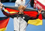 Daviso taurė: lyderių nesulaukę šveicarai krito prieš rusus, A.Zverevas padėjo vokiečiams triuškinti varžovus