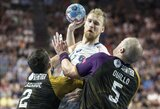 """J.Truchanovičius padėjo """"HB Montpellier"""" iškovoti svarbią pergalę Čempionų lygoje"""
