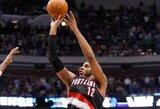 L.Aldridge'o metimas paskutinėmis sekundėmis – gražiausias NBA dienos epizodas
