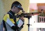 Alytuje įvyko Lietuvos šaudymo pneumatiniais ginklais taurės varžybos