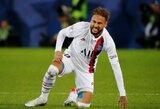 """""""Montpellier"""" treneris kirto PSG žvaigždei Neymarui: """"Jis visuomet verkia"""""""