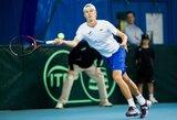 Pergalių seriją dvejetų varžybose tęsiantis L.Mugevičius Turkijoje pateko į pusfinalį