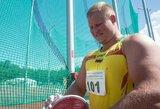 A.Gudžius lengvai laimėjo varžybas Šveicarijoje