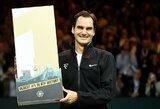 Visų laikų rekordas: R.Federeris susigrąžins pirmosios pasaulio raketės statusą