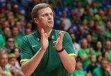 D.Adomaitis pasakė, kaip atrodys naujoji Lietuvos rinktinė ir prašė ja pasitikėti