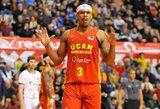 Buvęs NBA krepšininkas tapo E.Ulanovo komandos draugu
